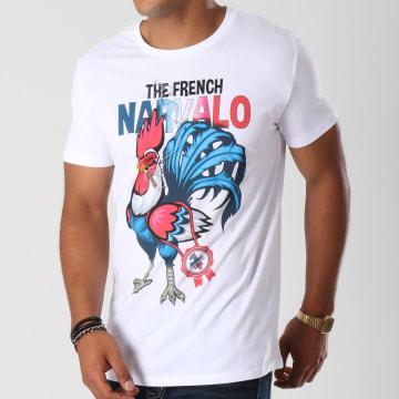 Tee Shirt The French Blanc