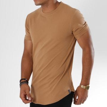 Uniplay - Tee Shirt Oversize T311 Camel