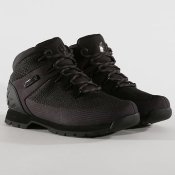 Timberland - Boots Euro Sprint Fabric A1QHR Black