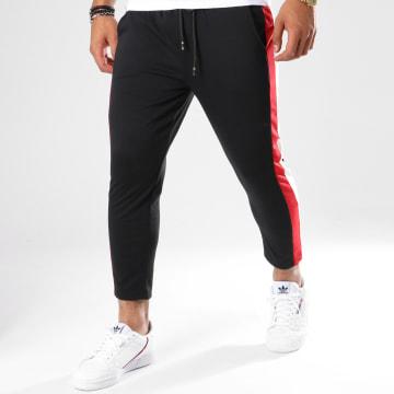 Pantalon Avec Bandes 1393 Noir