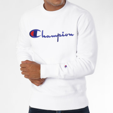 Sweat Crewneck 212576 Blanc
