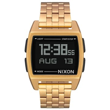 Montre Base A1107-502 All Gold