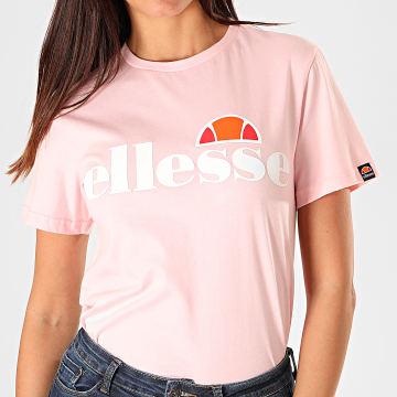 Ellesse - Tee Shirt Femme Albany Rose
