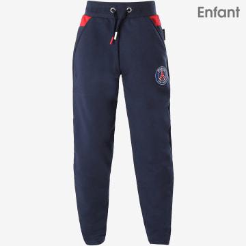 Pantalon Jogging Enfant Paris Saint-Germain Bleu Marine