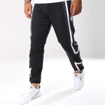 Classic Series - Pantalon Jogging Jet Noir Gris Anthracite