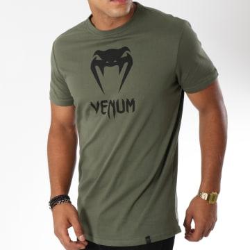 Venum - Tee Shirt Classic Vert Kaki