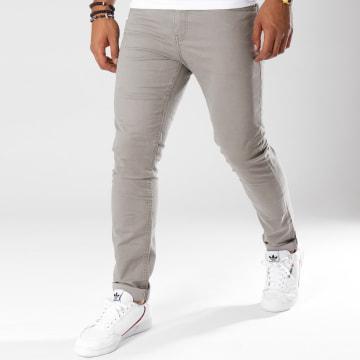 Celio - Pantalon Chino Mofirst Gris