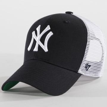 '47 Brand - Casquette Trucker Branson MVP MLB New York Yankees Bleu Marine