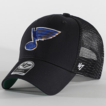 '47 Brand - Casquette Trucker Branson MVP MLB St Louis Blues Bleu Marine