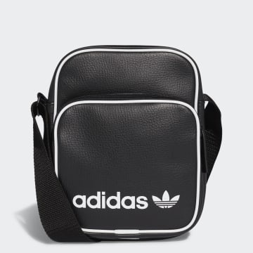 Adidas Originals - Sacoche Mini Bag Vintage DH1006 Noir