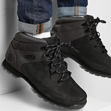 Timberland - Boots Euro Sprint Hiker A1KAC Jet Black