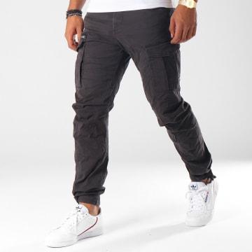 Pantalon Cargo Drake Chop Noir