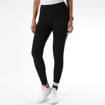 Puma - Legging Femme Essentials 851818 Noir Blanc