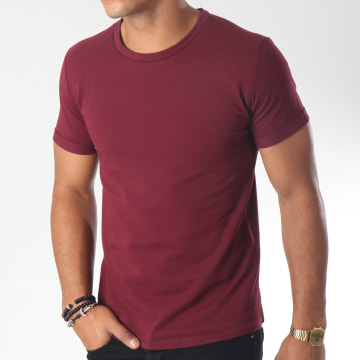 Aarhon - Tee Shirt 1813 Bordeaux