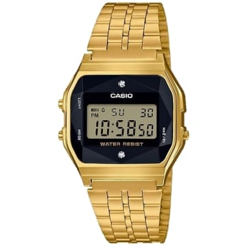 Casio - Montre Collection A159WGED-1EF Doré