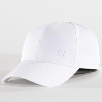 Calvin Klein - Casquette 2533 Blanc