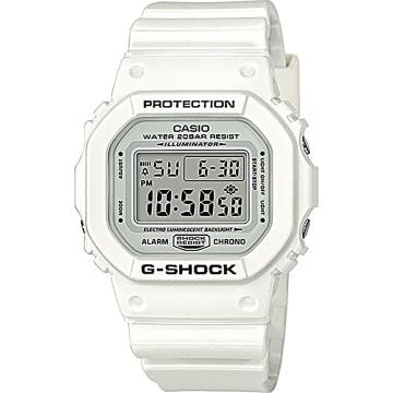 Casio - Montre G-Shock DW-5600MW-7ER Blanc