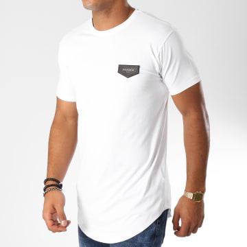 Tee Shirt Oversize Core Blanc