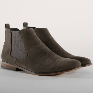 Classic Series - Chelsea Boots GH3026 Gris