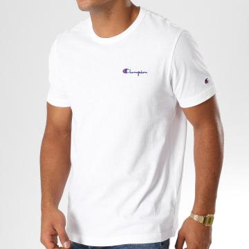 Tee Shirt 211985 Blanc