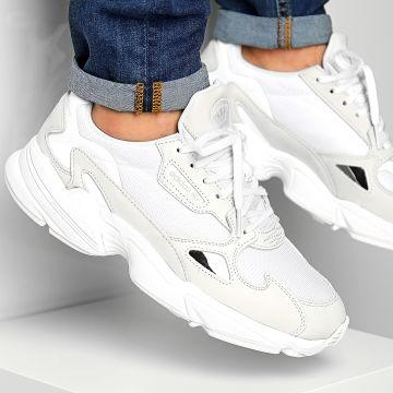 Adidas Originals - Baskets Falcon B28128 Footwear White Crystal White