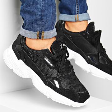 Adidas Originals - Baskets Falcon B28129 Core Black Footwear White