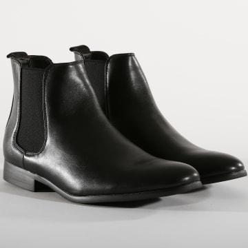 Chelsea Boots UB8888-2 Noir