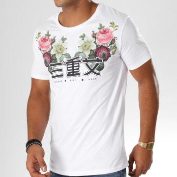 Tee Shirt Zen Blanc