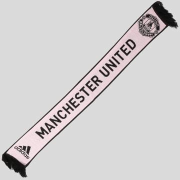 Echarpe Manchester United CY5579 Noir Rose