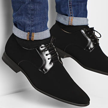 Classic Series - Chaussures U558-180 Black