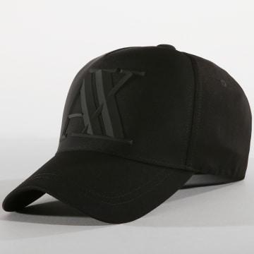 Armani Exchange - Casquette 954079-CC518 Noir