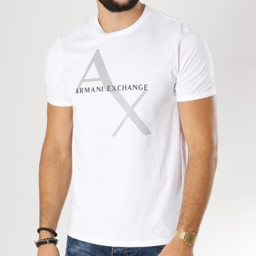 Tee Shirt 8NZT76-Z8H4Z Blanc