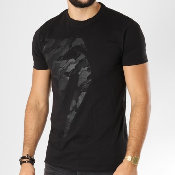 Venum - Tee Shirt Tecmo Giant Noir Camouflage