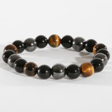 California Jewels - Bracelet B924 Noir