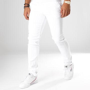 Pantalon Chino 1011 Blanc