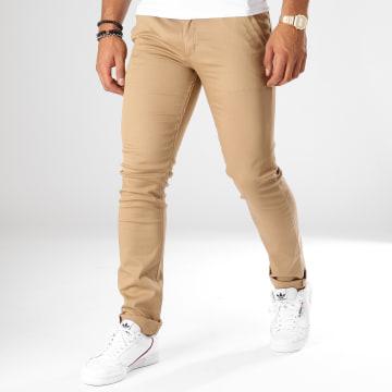 Black Needle - Pantalon Chino 1011 Camel