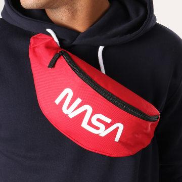 NASA - Sacoche Banane Worm Logo Rouge