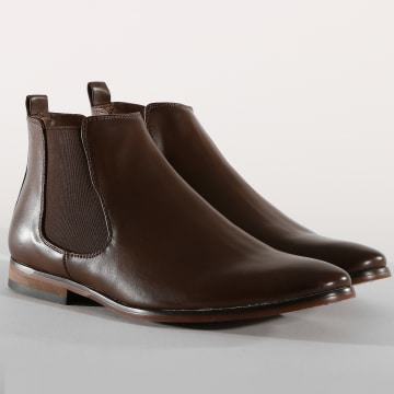 Chelsea Boots GH3072 Brown