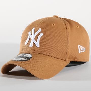 New Era - Casquette League Essential New York Yankees 11794679 Camel