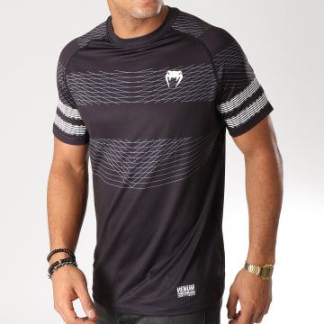 Tee Shirt De Sport Club 182 Dry Tech Noir