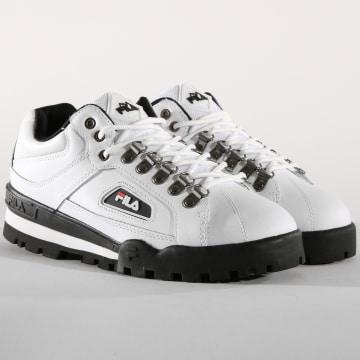 Fila - Chaussures Trailblazer 1010487 1FG White