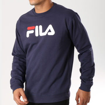Sweat Crewneck Pure 681091 Bleu Marine