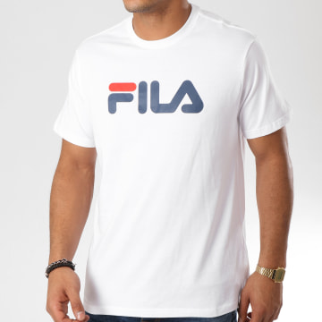 Fila - Tee Shirt Pure 681093 Blanc