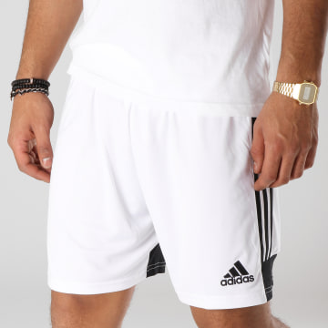 Short Jogging Tastigo19 DP3247 Blanc