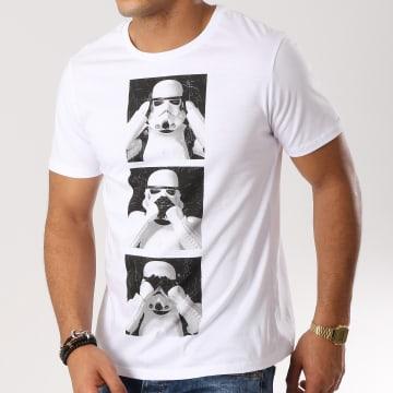 Tee Shirt HSTTS1328 Blanc