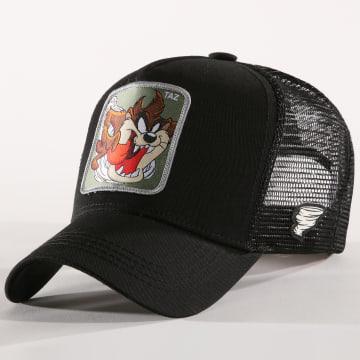 Capslab - Casquette Trucker Taz Noir