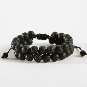 California Jewels - Bracelet B944-1 Noir