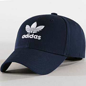 Adidas Originals - Casquette Baseball Classic Trefoil DV0174 Bleu Marine