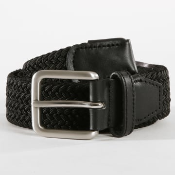 Jack And Jones - Ceinture Spring Woven Noir