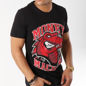 Tee Shirt Money Machine Noir